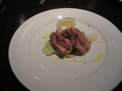 葡萄房(ぶどうぼう) イタリア料理 肉料理