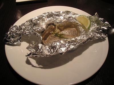 葡萄房(ぶどうぼう) イタリア料理 魚料理