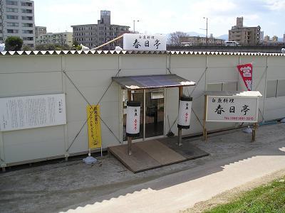 白魚(しろうお)料理 春日亭
