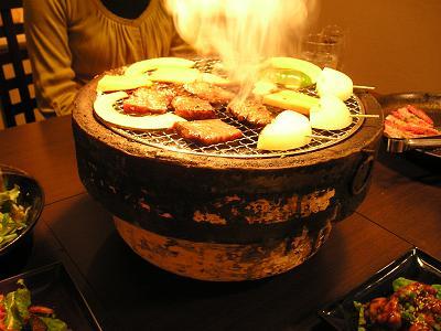 焼肉小田部 焼肉 七輪で焼いてます