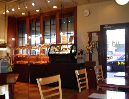 ブーランジェリー&カフェ レスト 六本松店